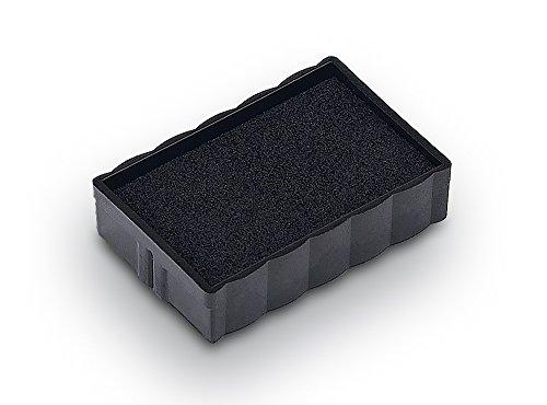Trodat 6/4850 Stempelkissen Austauschkissen Ersatzkissen für Printy 4850 und 4850/L, 2 Stück einfarbig schwarz