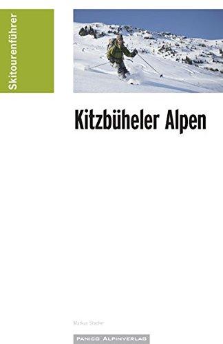 Skitourenführer Kitzbühler Alpen