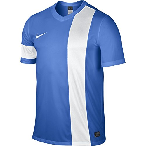 Nike Herren Shirt Kurzarm Trikot Striker Iii Jersey Royal Blue/White, M