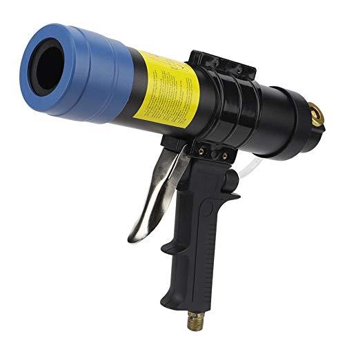 QWERTOUY Arandela de Alta presión neumática ABS Cristal Pegamento Pistola de Aire...