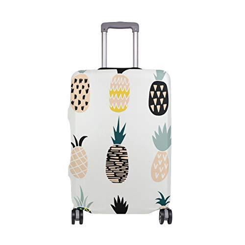 Funda protectora para maleta de viaje, de elastano, para adultos, mujeres, hombres, adolescentes, para 18 – 20 pulgadas