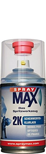 Spray Max 2K Scheinwerfer-Klarlack, 250ml