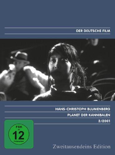 Planet der Kannibalen - Zweitausendeins Edition Deutscher Film 2/2001.