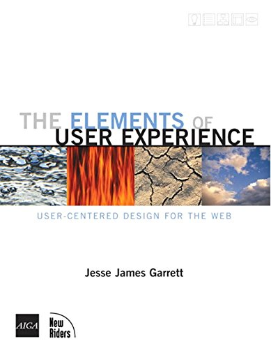 Download The Elements Of User Experience: User-Centered Design For The Web (Voices (New Riders)) 
