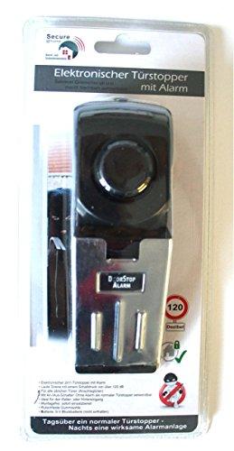 Türstopper Alarm Keil Einbrecher Sirene Sicherheit