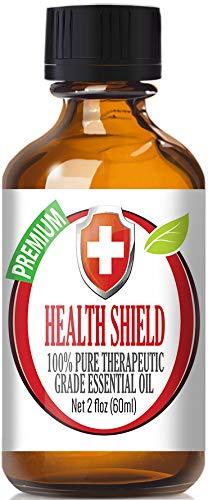 Health Shield Essential Oil Blend - 100% Pure Therapeutic Grade Health Shield Blend Oil - 60ml