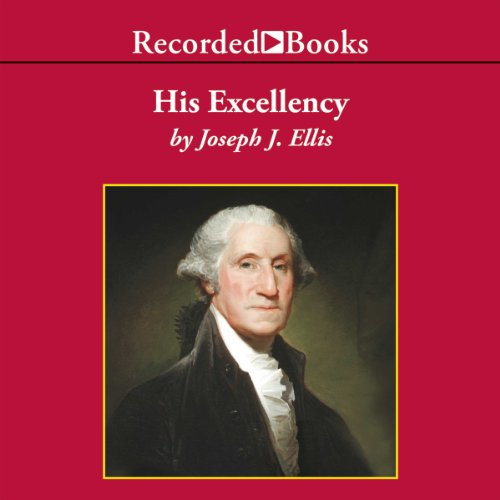 His Excellency audiobook cover art