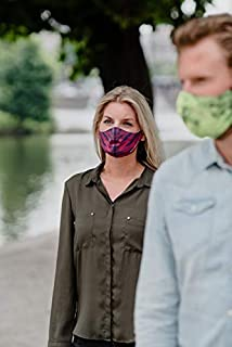 Camouflage design mondkapje Santevie duurzaam
