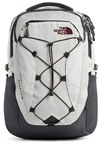 The North Face Borealis Women's Backpack, Tin Grey/Asphalt Grey, One Size