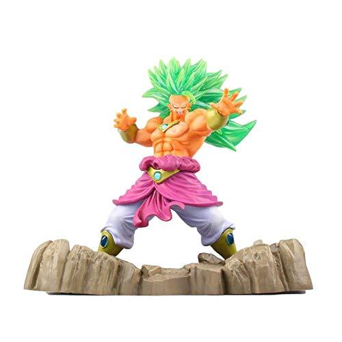 ymdmds High 22cm Dragon Ball Goku Super Saiyan Broly Ferrol Boxed...