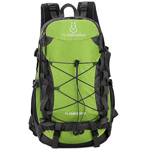 TOMSHOO 40L wasserdicht Wanderrucksack Fahrradrucksack Outdoor Sport Camping Klettern Radfahren Reiserucksack Daypack Bag für Männer Frauen