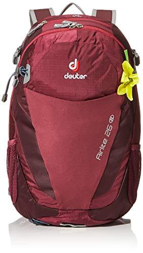 DEUTER Wanderrucksack Airlite 26 SL, Blackberry-Aubergine, 51 x 26 x 24 cm