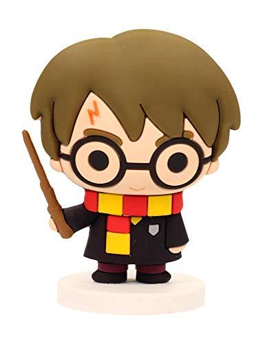 SD toys Mini Figura Goma Harry Potter, Color (SDTWRN22308)