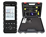 Launch Tech Millennium HD PRO-Heavy Duty Code Scanner with DPF, Diagnostic Scanner Tool Automotive Engine Fault Code Reader