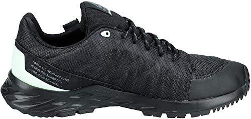 Reebok Herren Astroride Trail GTX 2.0 Trekking- & Wanderhalbschuhe, Schwarz (Black/Cold Grey/Emerald I 000), 43 EU