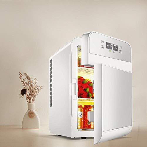Auto Kühlschrank Portabler Coole Und Warme Elektrische Deluxe Schnelle Kühlung Mini Kühlschrank 12 V / 220 V 20L