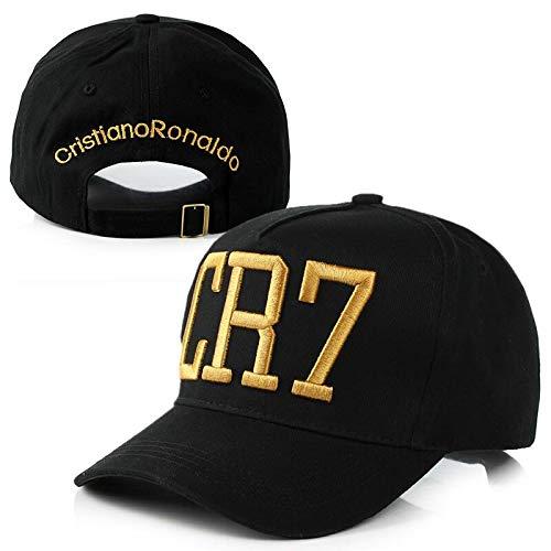 yitao Baseball Kappe Cristiano Ronaldo Cr7 Hüte Baseballmützen Hip Hop Mützen Hysteresenhüte Für Männer Frauen