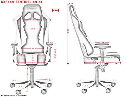 DXRacer SENTINEL SERIES S28-NR Bild 3*