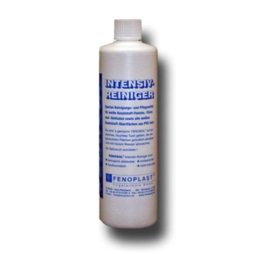 Intensivreiniger für Kunststoff Oberflächen PVC Weiß für Fenster, Türen und Rolladen Reinigungsmilch Reiniger Pflege Bayram®