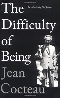 By Jean Cocteau - The Difficulty Of Being (1995-04-05) [Paperback]