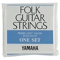 YAMAHA/ヤマハ FS-520×3 フォーク弦/ライト/セット弦×3(FS520)