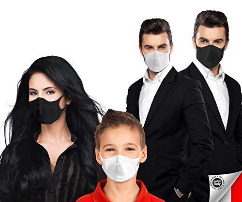 mascherine zandona SET 10 MASCHERINE COTONE RIUTILIZZABILI