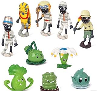 2018 Muti Styles PVZ 2 Plants Vs Zombies PVC Action Figure Car Decorations Plants Vs Zombies Collection Model Toy Gift New Must Haves Boy Gifts Girls Favourite Characters 5T Superhero Girls