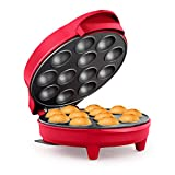 Holstein Housewares HH-09037023R 12-Count, Red Cake Pop Maker, one-size