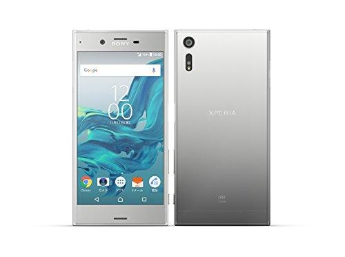 SONY(ソニー) Xperia XZ 32GB プラチナ SOV34 auロック解除SIMフリー