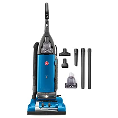 HOOVER Anniversary WindTunnel Self-Propelled Bagged Corded Upright Vacuum Cleaner U6485900