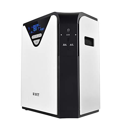 1-6L / Min draagbare zuurstofconcentrator O2 Generatoren Air Purifier Ventilator Sleep MINI Zuurstof voor huis AC 220V