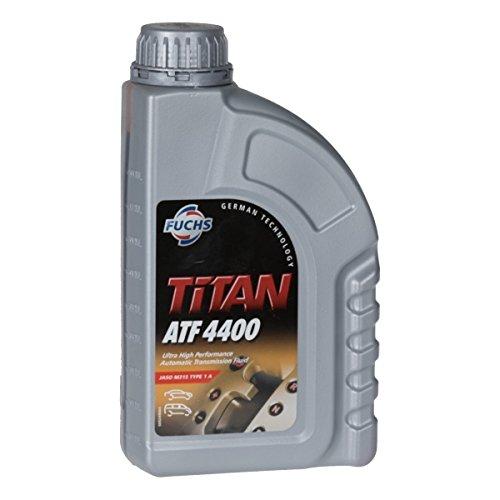 FUCHS Getriebeöl Automatiköl Automatikgetriebeöl TITAN ATF 4400 1 Liter 1L