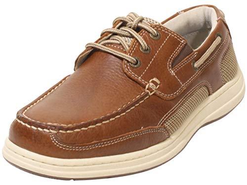 Dockers Unisex Boat Shoe, Briar, 10 US Men