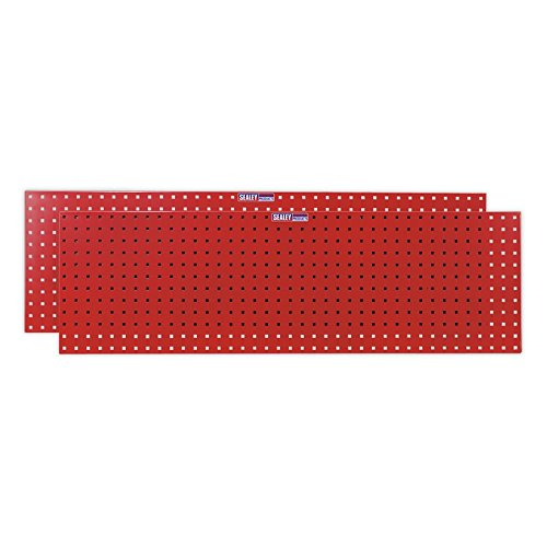 SEALEY tts2 1500 x 500 mm perfotool Panneau de rangement (Lot de 2)