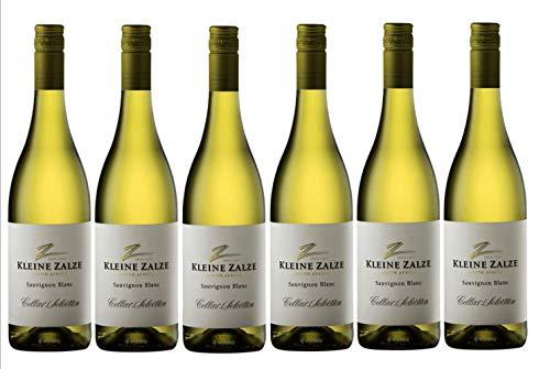 6er Vorteilspaket Kleine Zalze Sauvignon Blanc Cellar Selection 2020 | Weißwein aus Südafrika | 6x 0,75l