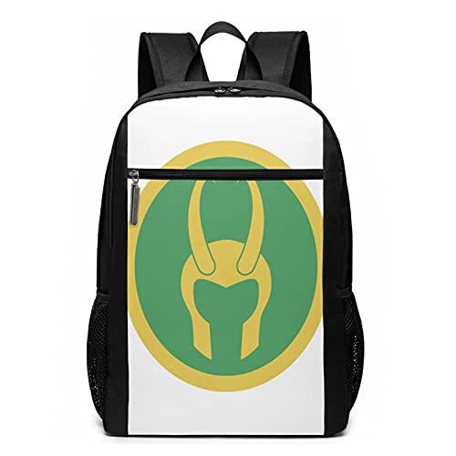 Lok-i Mochilas para libros escolares para niños adolescentes moda mochila de viaje portátil bolsa