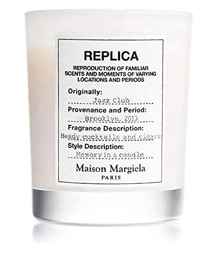 Vela aromática 100% auténtica Maison Margiela Replica Juzz Club 165g