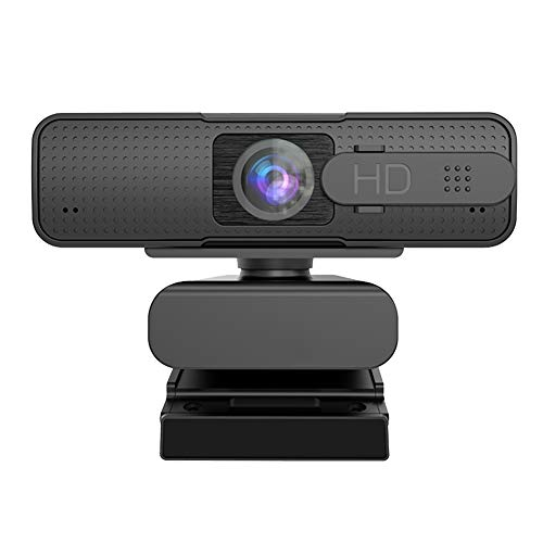 Fintass HD 1080P webcam, Autofocus Drive-free webcam groothoek webcamera live streaming video onderwijs