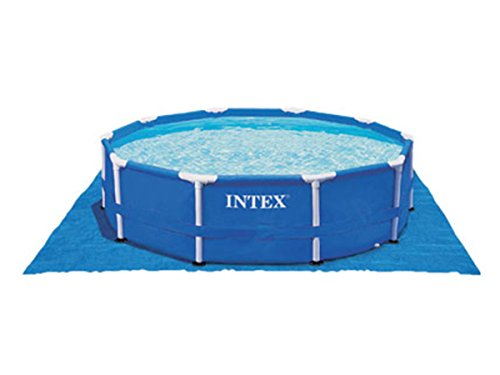 Intex - Tapis de sol pour piscine ronde Intex