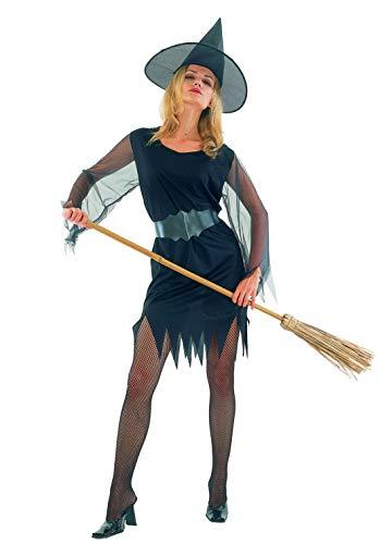 abito donna halloween Ciao-Costume Strega sexy
