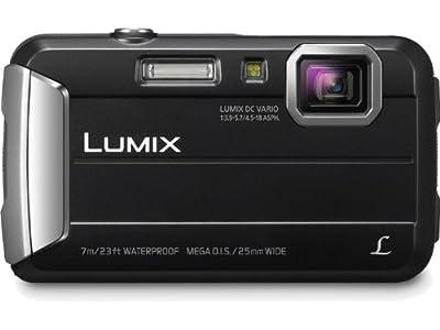 Panasonic Lumix DMC-TS25 16.1 MP Tough Digital Camera with 8x Intelligent Zoom from Panasonic