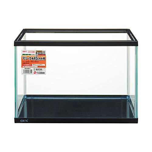 ジェックス マリーナ幅 水槽 MR450BKST 45x30x30センチメートル (x 1)