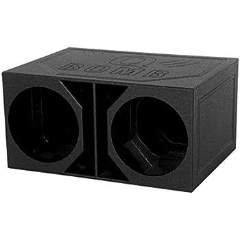 Amazon.com: Q Power QBOMB15VL Dual 15-Inch SPL Vented