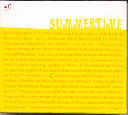Summertime - 40 Versionen