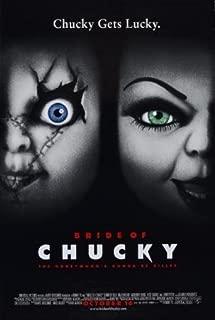 Bride Of Chucky Movie Poster 11x17 Master Print