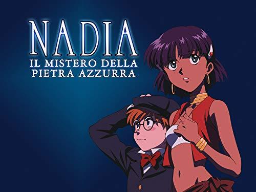 Nadia - Il mistero della Pietra Azzurra