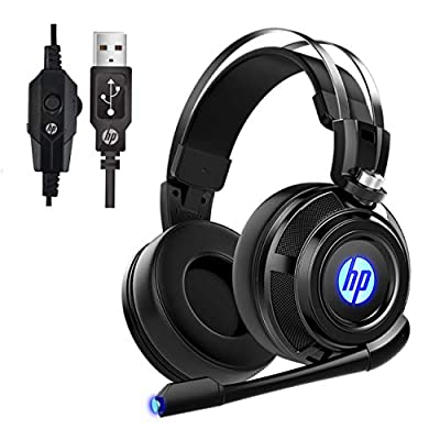 HP Wired Stereo Gaming Headset with mic from hp