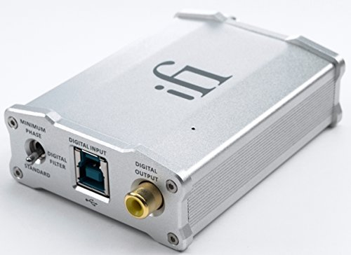 iFi Audio ヘッドホンアンプ・DAC iFi nano iDSD
