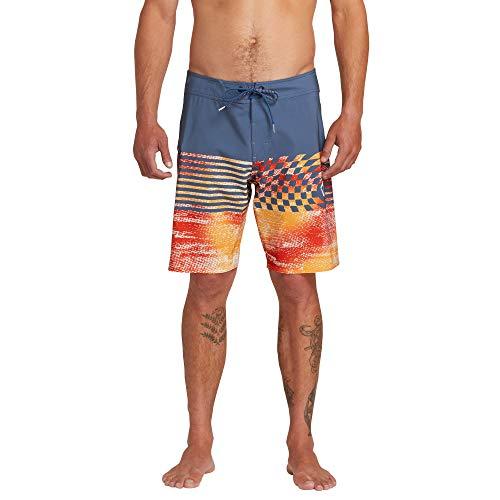 Volcom Boardshort Lido Block Mod 21 - Hombre Surf Boardshorts - Indigo