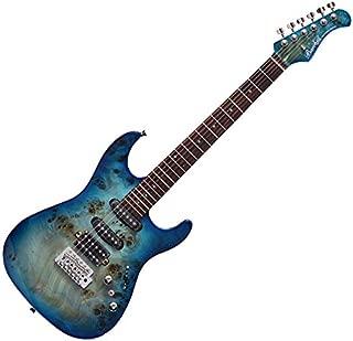 Bacchus GS-mini BP/R BL-B エレキギター ブルーバースト 【ミニサイズ】 ユニバースシリーズ バッカス